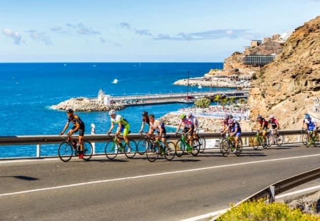 Séjour cycliste à Grande Canarie: Maspalomas  du 5 février au  2 avril 2022