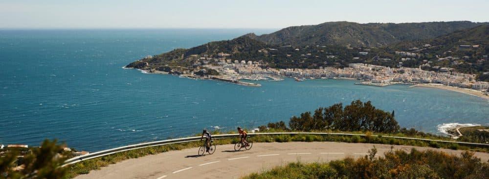 Stage de vélo sur la Costa Brava: Rosas   du 23 au 30 mai 2021