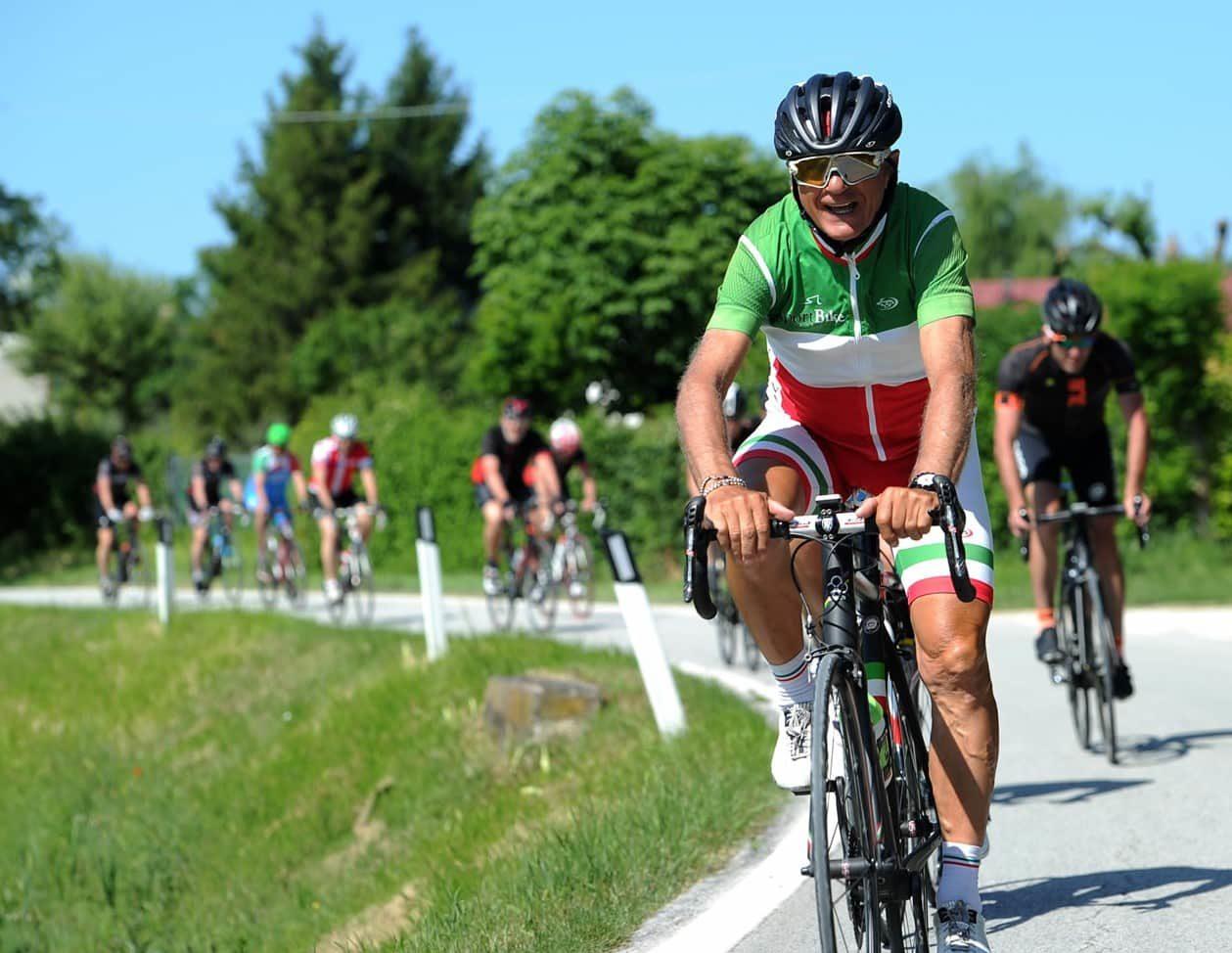 Séjour cycliste sur la Côte Adriatique: Riccione   du 26 sept. au 3 octobre 2021