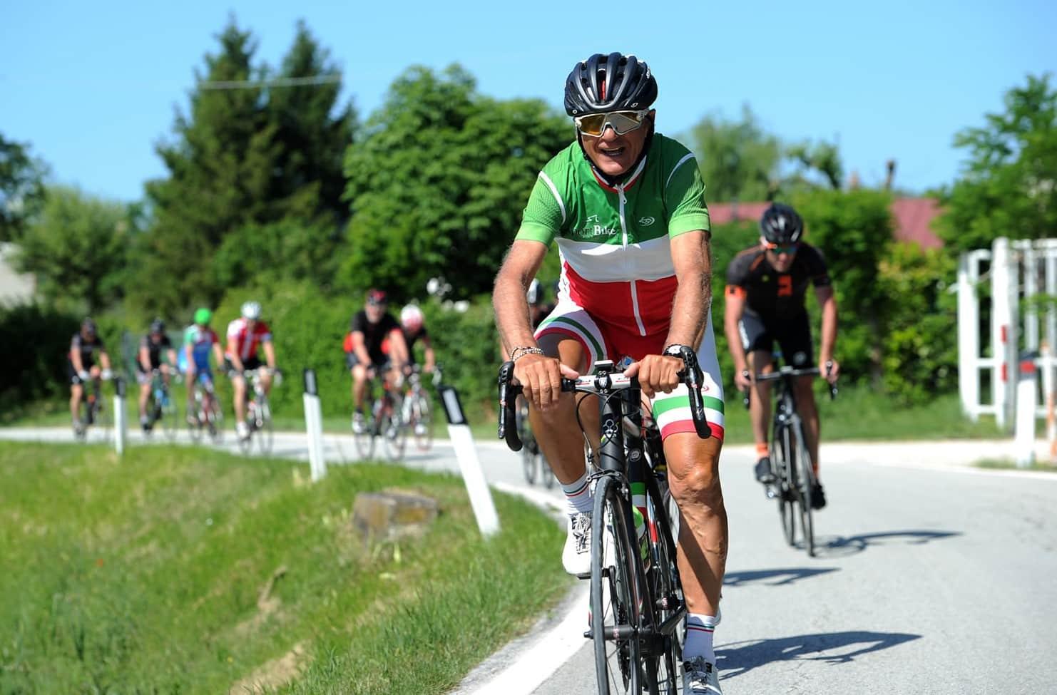 Stage de vélo sur la côte Adriatique: Riccione  du 18 au 25 septembre 2021