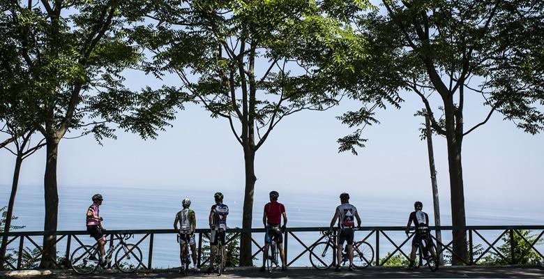 Séjour cycliste sur la Côte Adriatique: Riccione   du 3 au 23 avril 2021