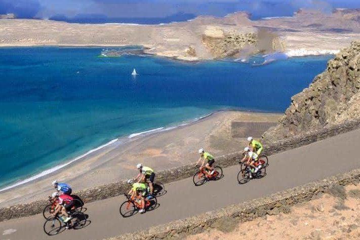Stage de vélo à Lanzarote: Puerto del Carmen   du 30 janvier au 6 février 2021