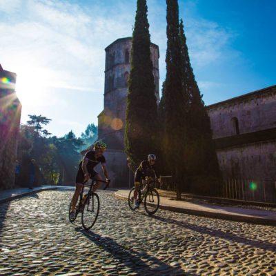 Séjour cycliste en Catalogne: Gerone du 3 janvier au 28 mars 2021