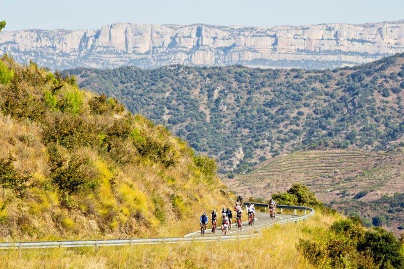 Stage de vélo sur la Costa Daurada: Cambrils   du 16 au 23 mai 2021