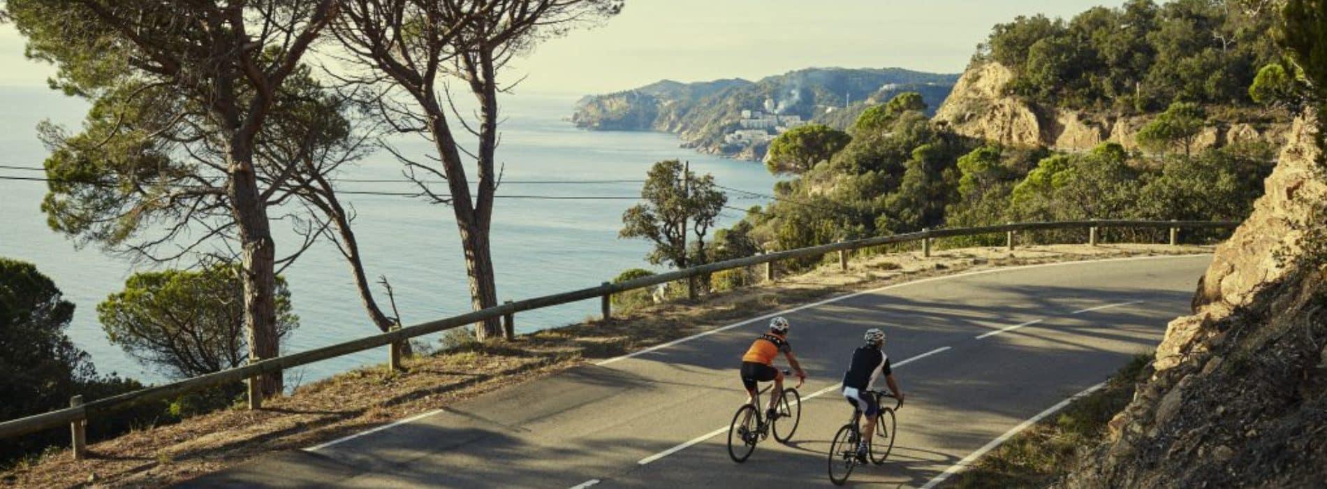 Stage de vélo sur la Costa Brava: Tossa de Mar du 2 au 9 mai 2021