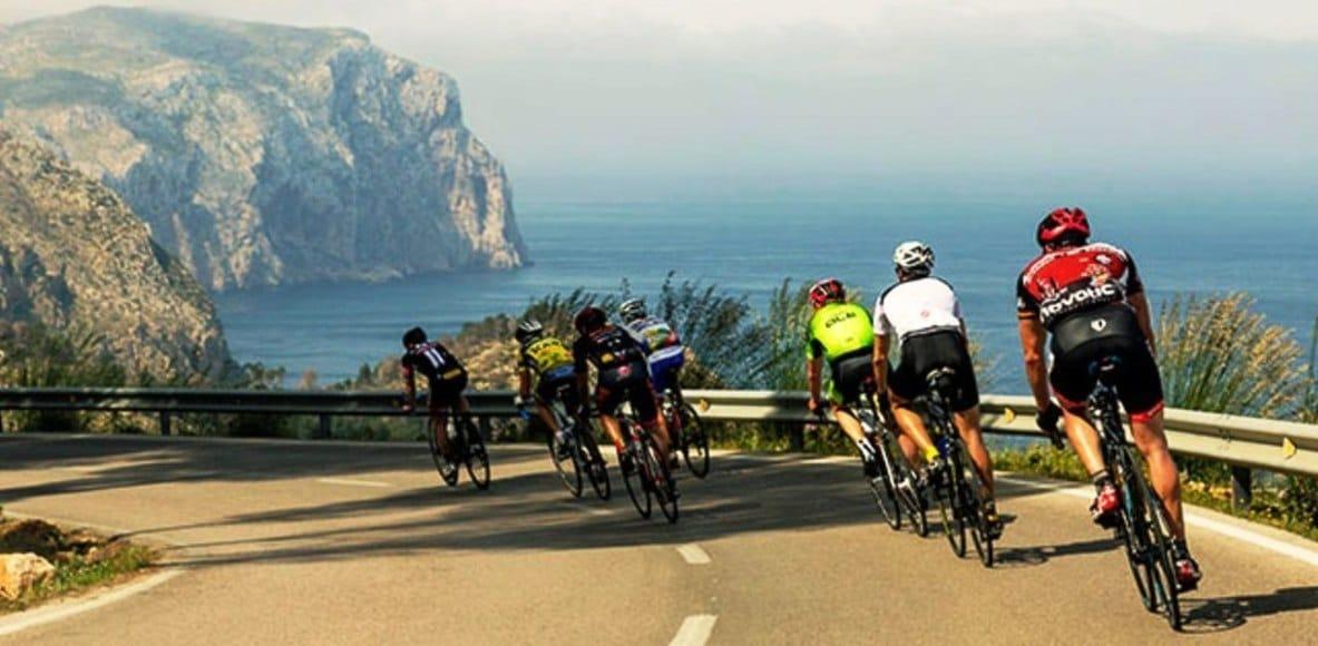 Stage de vélo à Majorque: Alcudia  du 18 au 25 avril 2021