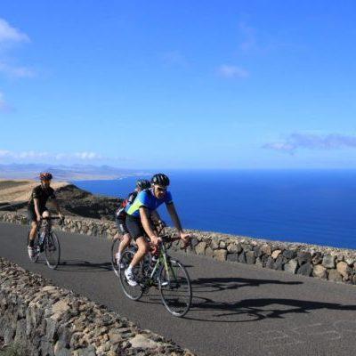 Séjour cycliste à Lanzarote: Puerto del Carmen    Janvier, avril et mai 2021