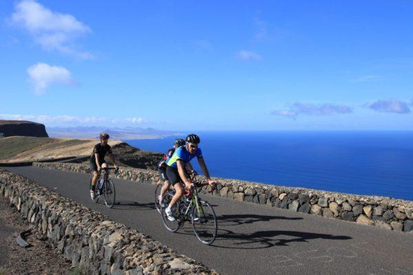 Séjour cycliste à Lanzarote: Puerto del Carmen    Du 5 février au 28 mai 2022