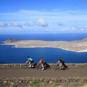 Lanzarote à vélo