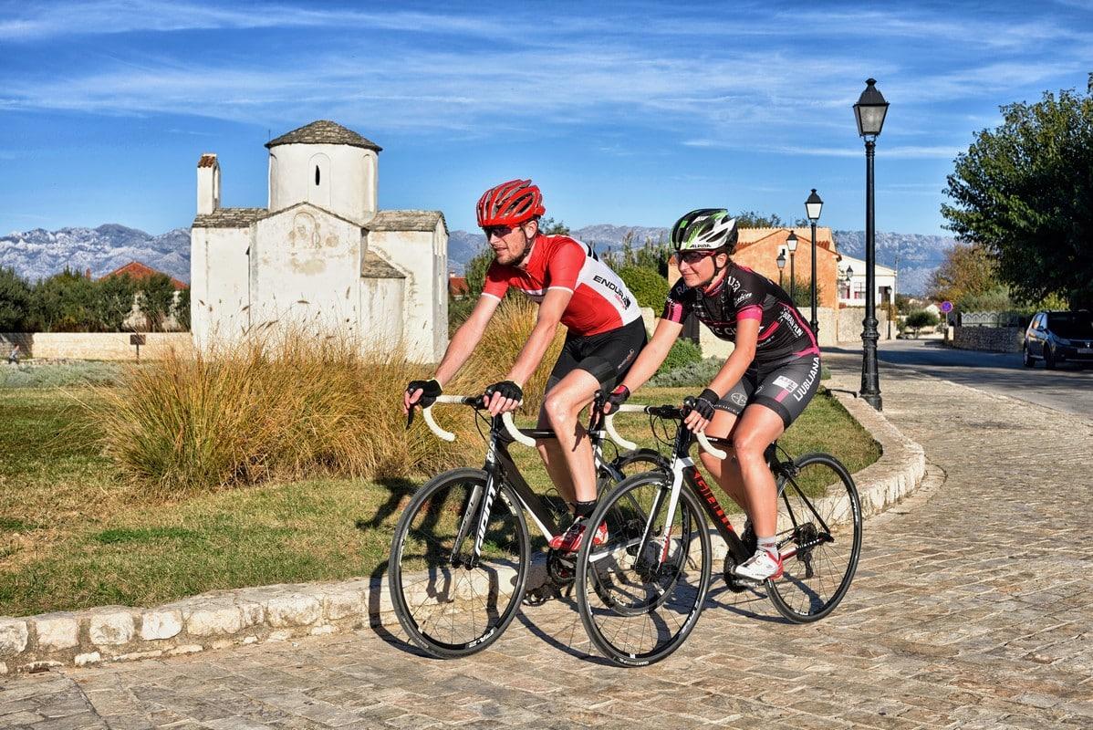 Séjour cycliste en Croatie: Zadar du 18 septembre au 1er octobre 2021