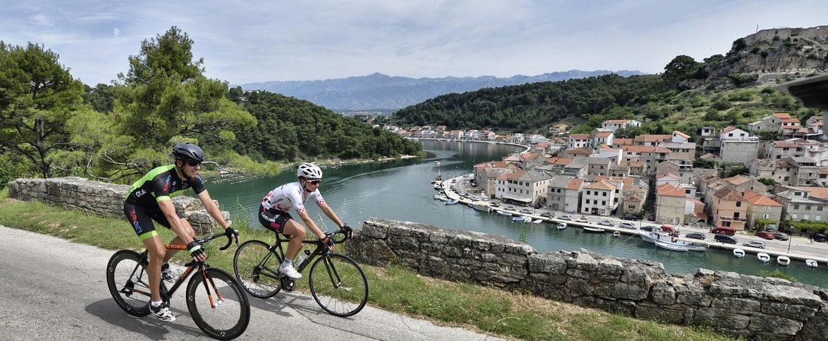 Séjour cycliste en Croatie: Zadar  du 2 au 30 octobre 2021