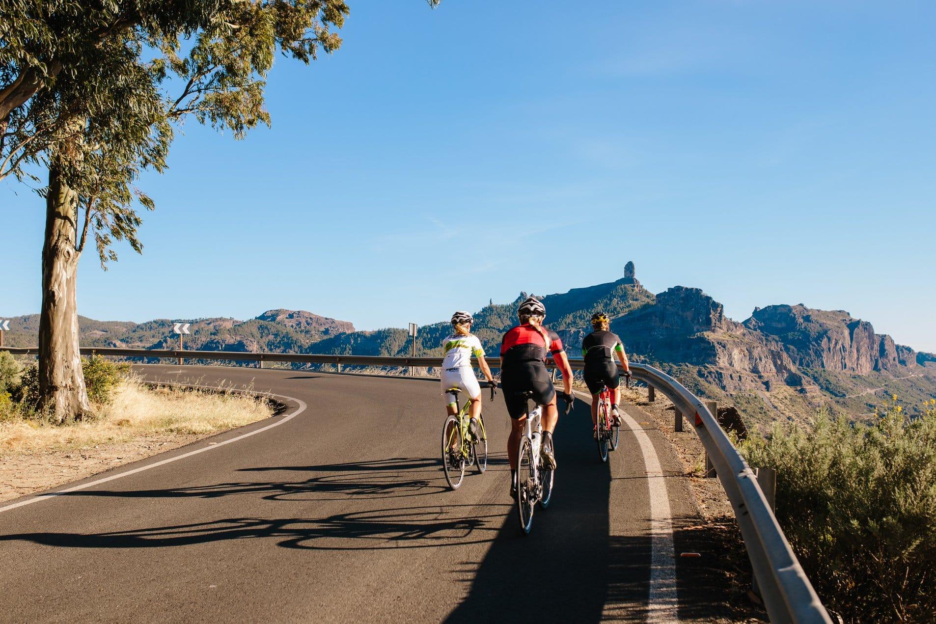 Stage de vélo à Grande Canarie: Maspalomas  du 4 au 11 décembre 2021