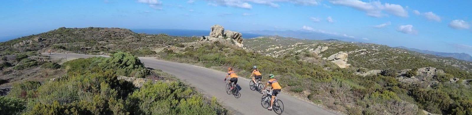 Stage de vélo sur la Costa Brava: Rosas   du 9 au 16 mai 2021