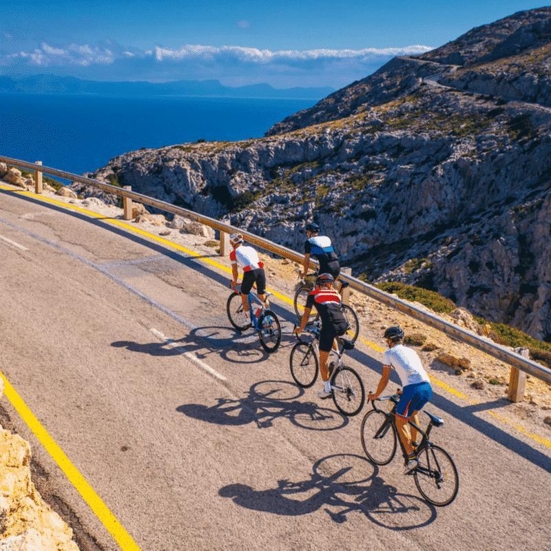 Stage de vélo à Majorque: Pollença  du 2 au 9 octobre 2021