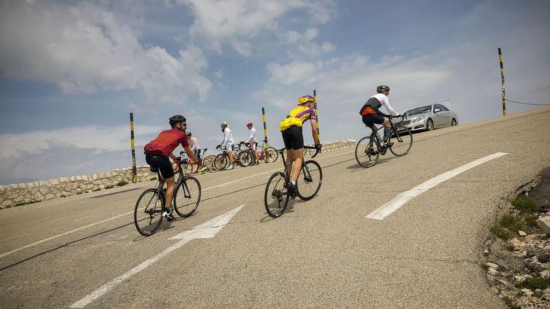Séjour cycliste entre Ventoux et Luberon  Juin, septembre et octobre